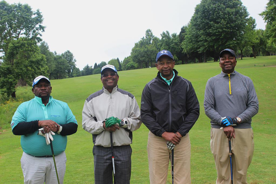 GOLF TOURNAMENT AT CHAMPAGNE SPORTS RESORT
